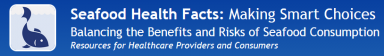 Seafood Health Facts logo