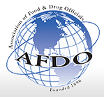 Assocation of Food and Drug Officials logo